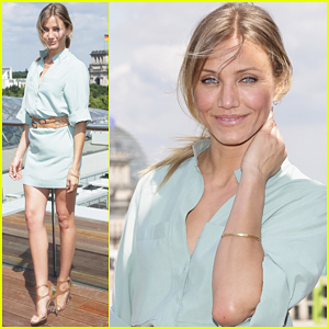 Cameron Diaz: 'Bad Teacher' in Berlin!