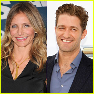 Matthew Morrison: Cameron Diaz's Husband in 'What to Expect'