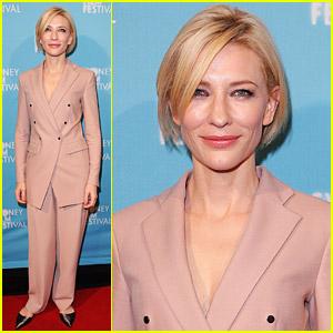 Cate Blanchett: 'Hanna' Premiere In Sydney