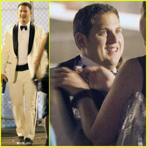 Channing Tatum & Jonah Hill: Tuxedo Twosome
