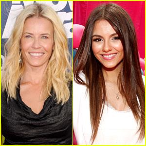 Chelsea Handler: Victoria Justice's Mom in 'Fun Size'?