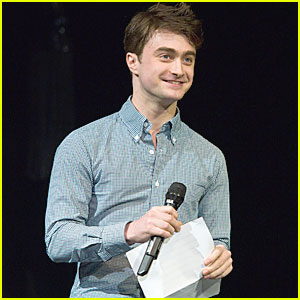 Daniel Radcliffe: 'Brotherhood of Man' at Tony Awards!