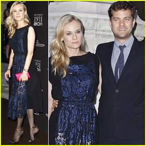 Diane Kruger &#038; Joshua Jackson: Jaeger-LeCoultre Reverso Party!