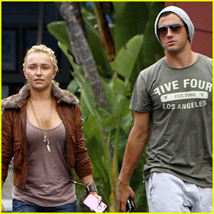 Hayden Panettiere & Scotty McKnight: Mel's Diner Duo
