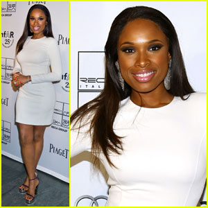 Jennifer Hudson: amfAR Inspiration Gala Performer!