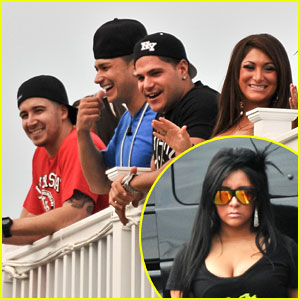 'Jersey Shore' Cast Returns to Seaside Heights!