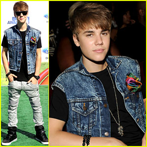 Justin Bieber - BET Awards 2011