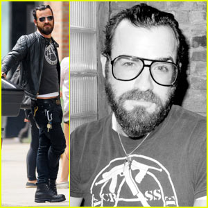 Justin Theroux: Terry Richardson Photo Shoot!