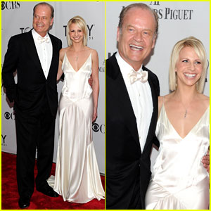 Kelsey Grammer: Tony Awards 2011 with Kayte Walsh!