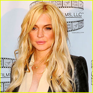 Lindsay Lohan Fails Alcohol Test, Back to Jail?
