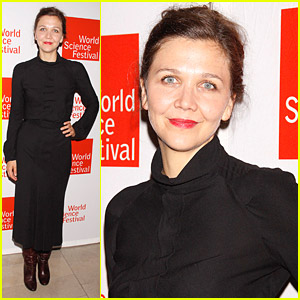 Maggie Gyllenhaal: 2011 World Science Festival