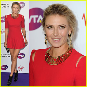 Maria Sharapova: WTA Tour Pre-Wimbledon Party!