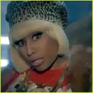 Nicki Minaj: 'Where Them Girls At' Video Premiere!