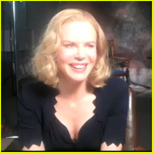 Nicole Kidman: New Video Message!