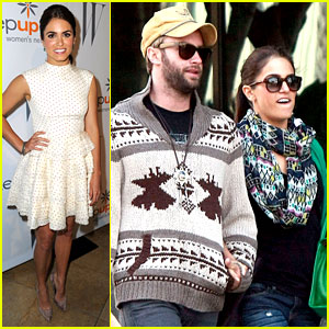 Nikki Reed &#038; Paul McDonald: Holding Hands in Hollywood!