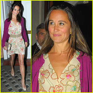 Pippa Middleton: Quality Family Time
