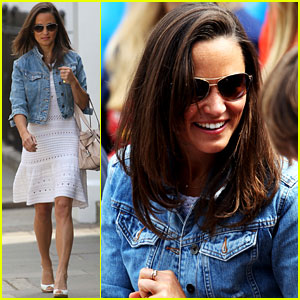Pippa Middleton: Lovely London Lady!