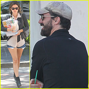 Rachel Bilson: Juice with Jon Hamm!