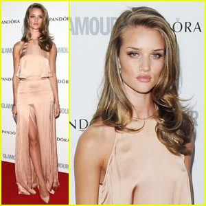 Rosie Huntington-Whiteley: Glamour Awards!