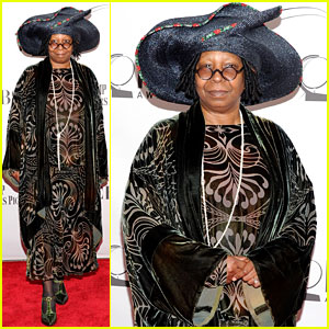 Whoopi Goldberg - Tony Awards 2011 Red Carpet