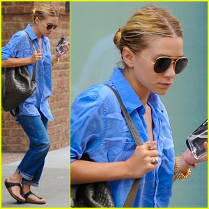 Ashley Olsen: Feeling Blue in the Big Apple