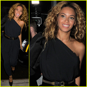 Beyonce: 'Here I Am' Release Party!