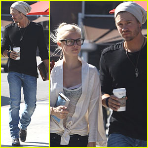 Chad Michael Murray & Kenzie Dalton: Starbucks Stop