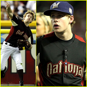 Chord Overstreet: Celebrity Softball Game!