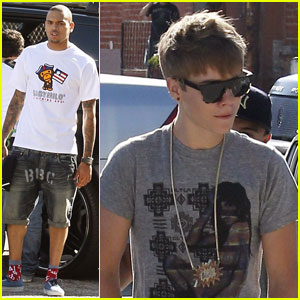 Chris Brown & Justin Bieber: Another Duet in the Works?