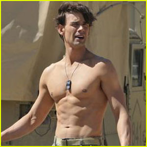 Christopher Gorham: Shirtless for 'Covert Affairs'!