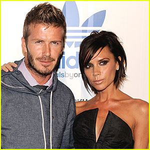 David & Victoria Beckham Welcome Baby Girl