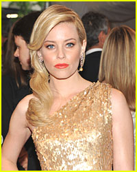 Elizabeth Banks Trying on Bellies for 'What to Expect'
