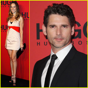 Hilary Swank & Eric Bana: 'Hugo' Show in Berlin!