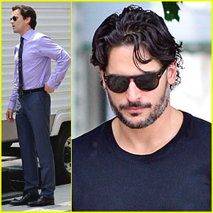 Joe Manganiello: Jumpsuit Joe Returns!