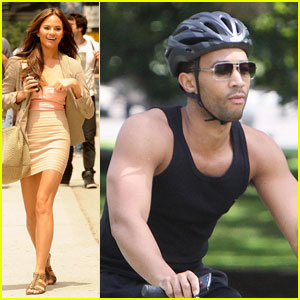 John Legend: Bike Ride in Queen's Park