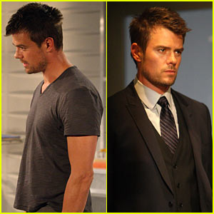 Josh Duhamel in 'All My Children' - FIRST LOOK!