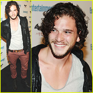 Kit Harington: Comic-Con Celebration with EW!