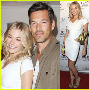 LeAnn Rimes: ESPYs Pre-Party with Eddie Cibrian!