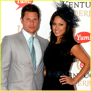 nick lachey vanessa minnillo just married ... the women in pink thong. And you would not want to upset the gay members ...