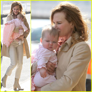 Nicole Kidman: Flight with Faith!