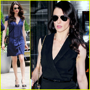 Rachel Weisz: 'The Whistleblower' in New York City!
