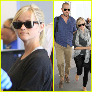 Reese Witherspoon: LAX Liftoff with Jim Toth!