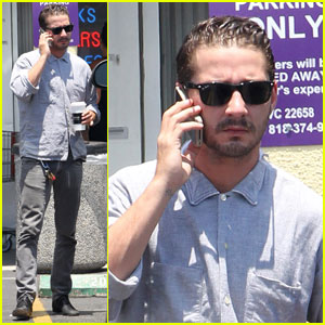 Shia LaBeouf Met Girlfriend Karolyn Pho At Karaoke Bar