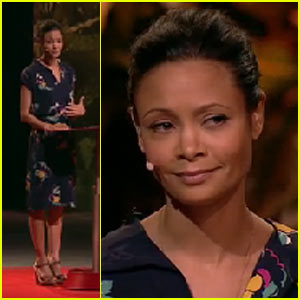 Thandie Newton: TED Talk!