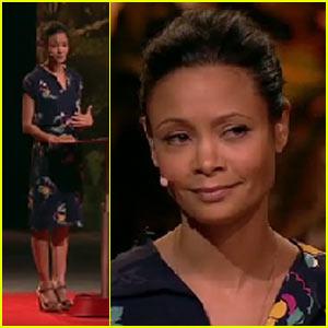 Thandie Newton: TED Talk!