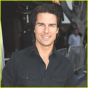 Tom Cruise: Jack Reacher in 'One Shot'!