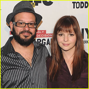Amber Tamblyn: Engaged to David Cross!
