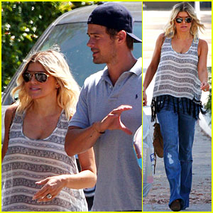 Fergie & Josh Duhamel: Party Pair!