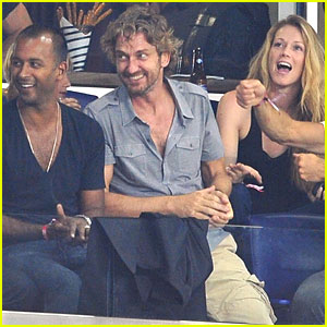 Gerard Butler: Manchester Takes on MLS!