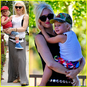 Gwen Stefani: Park Playtime with Zuma!